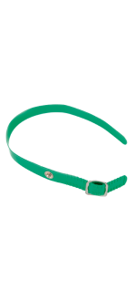Green strap for safety glove - Size 1-XS