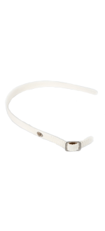 White strap for safety glove - Size 2-S