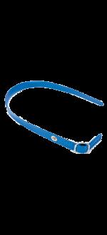 Blue strap for safety glove - Size 4-L