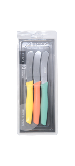 Set cuchillos mantequilla Nova