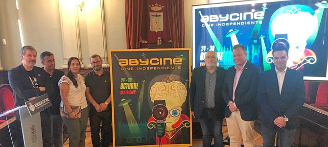 El nuevo cartel de Abycine homenajea a Tim Burton en su XXI edición